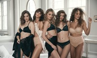Victoria's Secret tung ảnh nội y với người mẫu ngoại cỡ và chuyển giới