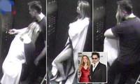 Cô đào Amber Heard lộ ảnh 'cắm sừng' chồng cũ Johnny Depp