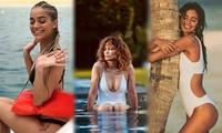 Dàn thiên thần nội y và mỹ nhân khoe ảnh bikini nhân Ngày Trái đất