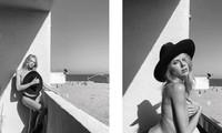 Charlotte McKinney bán nude đẹp như mộng chụp ảnh qua FaceTime