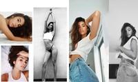 'Chân dài' Cindy Mello khoe body tạc tượng trong ảnh FaceTime