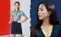 'Đệ nhất mỹ nhân Hàn' Kim Hee Sun ngoài tứ tuần trẻ đẹp khó tin