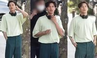Won Bin bất ngờ lộ diện sau nhiều năm ở ẩn, ngoại hình tuổi 42 đốn tim fan