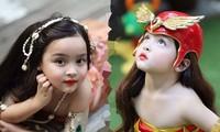 Mê mẩn con gái mỹ nhân đẹp nhất Philippines xinh như thiên thần