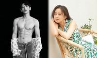 Bi Rain cởi trần trên tạp chí, Kim Tae Hee 40 tuổi trẻ đẹp như đôi mươi