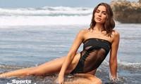 Hoa hậu Hoàn vũ Olivia Culpo quá đỗi gợi cảm trên tạp chí áo tắm