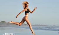 Mỹ nhân áo tắm cao 1m80 đẹp tựa nữ thần trên biển Bali