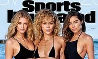 Lộ diện 3 mỹ nhân nóng bỏng trên bìa tạp chí áo tắm danh tiếng Sports Illustrated 2020