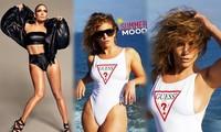 Jennifer Lopez tuổi 50 nóng bỏng hơn cả chị em nhà Kardashian