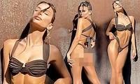 Emily Ratajkowski siêu gợi cảm với loạt bikini nhỏ xíu