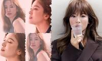 Song Hye Kyo đẹp lạ sang chảnh với nhan sắc trẻ trung