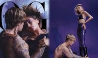 Dân mạng tranh cãi chuyện vợ chồng Justin Bieber chụp 'ảnh nóng'