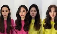 Những kiểu tóc đậm chất Hàn được các cô gái yêu thích nhất