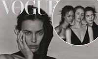 Irina Shayk cùng dàn mẫu quyến rũ hút hồn trên Vogue Hy Lạp