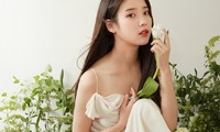 Vẻ đẹp trong veo thanh khiết của 'em gái quốc dân' xứ Hàn