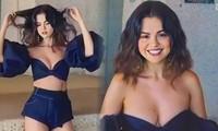 Ngắm sắc vóc trẻ đẹp của mỹ nhân độc thân quyến rũ Selena Gomez