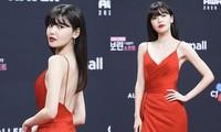 Người đẹp xứ Hàn nổi bật như nữ thần chiếm spotlight thảm đỏ