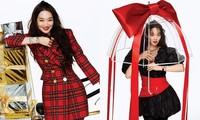 'Hồ ly 9 đuôi' Shin Min Ah đẹp xuất sắc đón Giáng sinh
