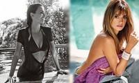 Ngỡ ngàng sắc đẹp nóng bỏng của tình cũ Tom Cruise
