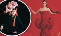 Selena Gomez xinh đẹp như đóa hồng