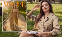 Angelina Jolie 45 tuổi quyến rũ với thần thái đỉnh cao