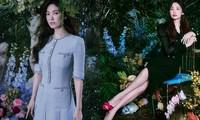 Song Hye Kyo gây bất ngờ với thần thái sang chảnh