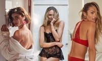 Dàn người mẫu xinh lung linh với nội y mùa xuân