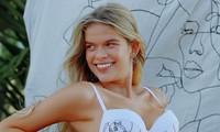 Vẻ đẹp tươi tắn đầy sức sống của người mẫu đôi mươi Eloiza Farias