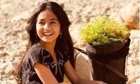 Cô bé Pa Cô với nụ cười rạng rỡ được gọi là 'bông hoa của núi rừng'
