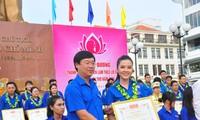 Hoa khôi Huỳnh Thúy Vi: Đoàn là chân lý sống của tôi