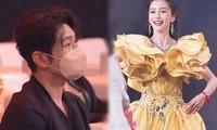 Angelababy phớt lờ Huỳnh Hiểu Minh, vợ chồng như hai người xa lạ
