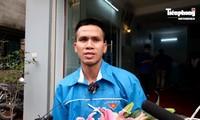 Dù nói 'không hoàn toàn đỡ được bé', Nguyễn Ngọc Mạnh vẫn được dân mạng khen ngợi