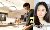 Bi Rain thể hiện tài nấu ăn, hé lộ về tổ ấm tiền tỉ tiện nghi với Kim Tae Hee
