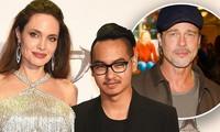 Vụ Angelina Jolie tố Brad Pitt dùng bạo lực gia đình: Maddox làm chứng