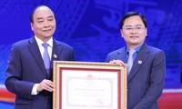 Lễ kỷ niệm 90 năm Ngày thành lập Đoàn TNCS Hồ Chí Minh