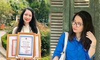 Nữ sinh Sư phạm học giỏi, năng động, đam mê hoạt động Đoàn