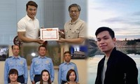 Những thanh niên Việt được khen ngợi ở nước ngoài vì hành động dũng cảm cứu người