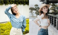 5 năm sau clip '7 thứ tiếng', Khánh Vy ngày càng xinh đẹp, là gương mặt truyền cảm hứng