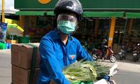 Chàng trai gắn bó với xứ Dừa, năng nổ nhiệt huyết chung tay chống dịch