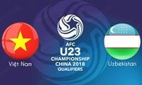 [Infographics] U23 Việt Nam với U23 Uzebekistan trước giờ G