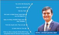 [Infographics] Chủ tịch Trung ương Hội sinh viên Việt Nam khoá X