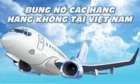 Bùng nổ các hãng hàng không tại Việt Nam