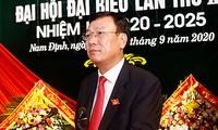 Chân dung Bí thư Tỉnh ủy Nam Định Đoàn Hồng Phong