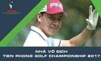 Chân dung nhà vô địch Tien Phong Golf Championship 2017 Lê Hùng Nam