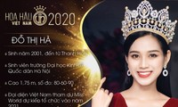 Hoa hậu Đỗ Thị Hà và 5 Hoa hậu Việt Nam trong 'thập kỷ hương sắc' 2010-2020