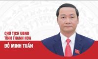 Chân dung tân Chủ tịch UBND tỉnh Thanh Hoá Đỗ Minh Tuấn