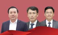 Chân dung 5 tân Phó Chủ tịch UBND thành phố Hà Nội