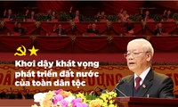 Khơi dậy khát vọng phát triển đất nước của toàn dân tộc