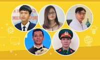 Thành tích ấn tượng của 10 Gương mặt trẻ Việt Nam tiêu biểu 2020