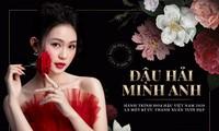 Người đẹp được yêu thích nhất Đậu Hải Minh Anh: Hành trình HHVN 2020 là kí ức tươi đẹp